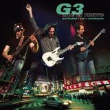 Joe Satriani, Steve Vai, John Petrucci / G3 Live In Tokyo (RU)(2CD)