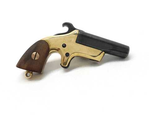 Miniature Southerner Derringer Gold