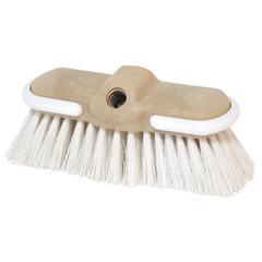 Boat scrub brush 'Flow Thru', white