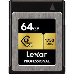 Карта памяти Lexar Cfexpress B 64GB 1750/1000 MB/s