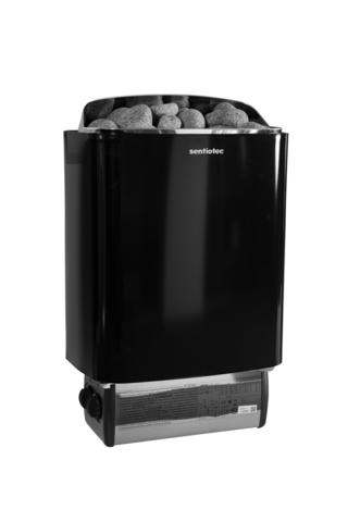 SENTIOTEC Электрическая печь 100 series, black, 6 кВт