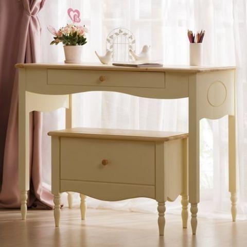 Письменный стол из массива сосны Айно 5