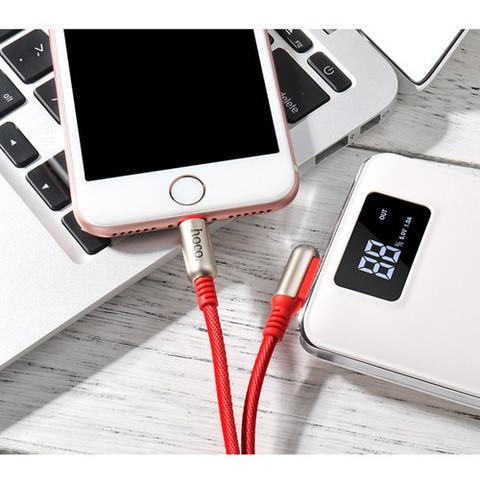 Купить кабель Lightning Micro USB Type-C Hoco U17 в Перми