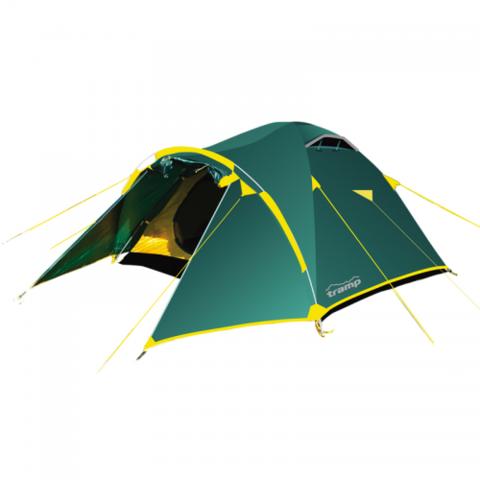 Туристическая палатка Tramp Lair 4 (V2) (4 местная)