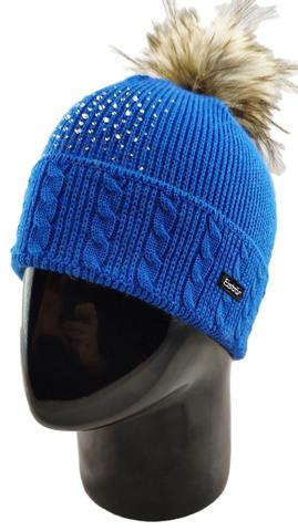 Картинка шапка Eisbar lady fine lux crystal 26 - 1