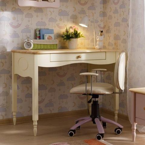 Современный письменный стол из массива Айно 5