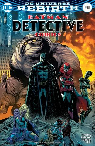 Batman. Detective Comics #940
