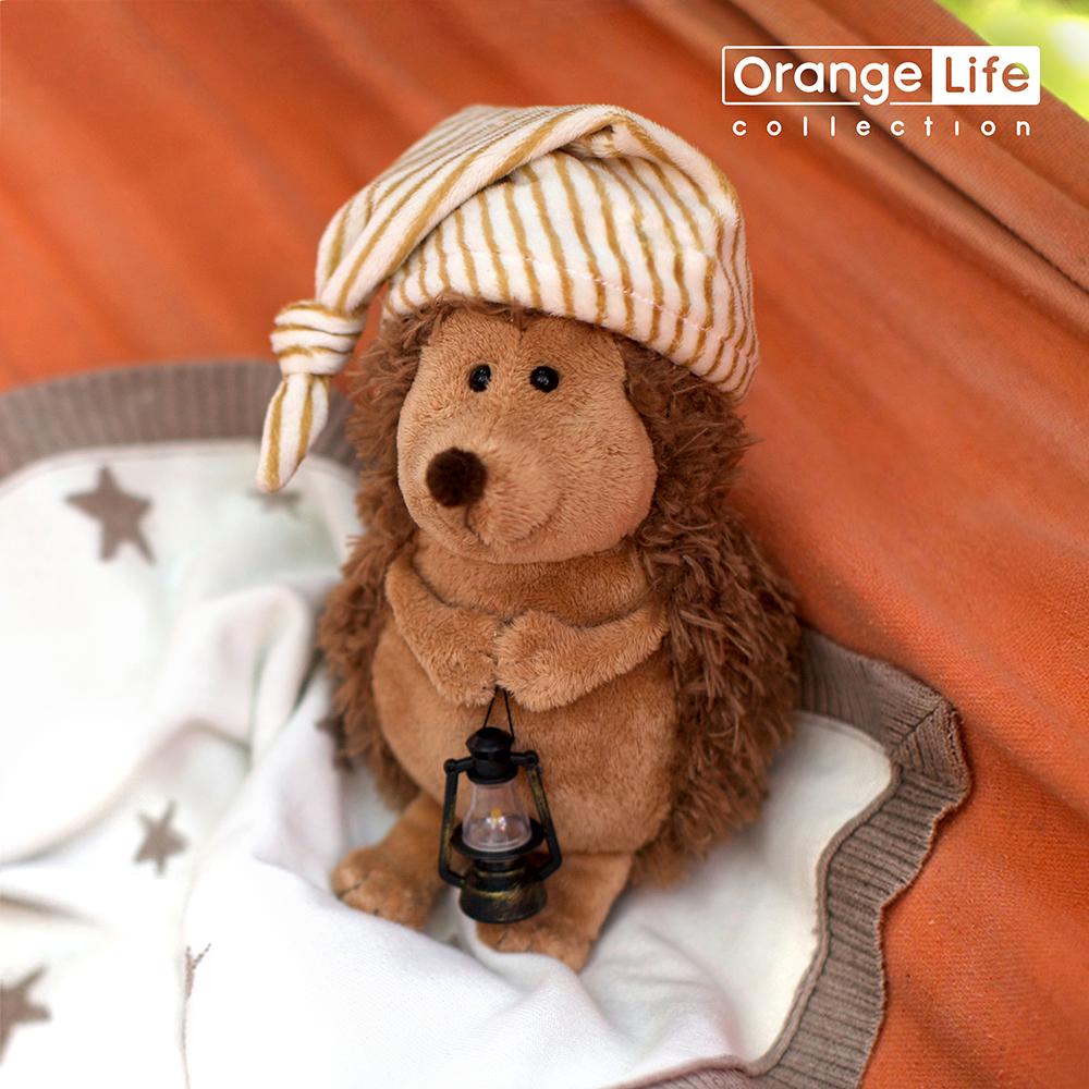 Ёжик Колюнчик в колпачке (Orange Toys)