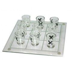 Алкогольная игра Пьяные крестики-нолики, маленькая, фото 2