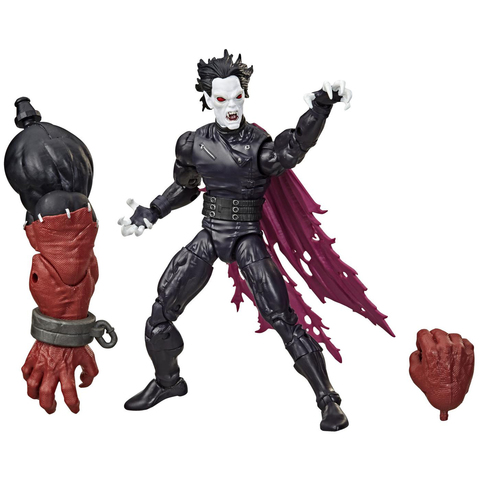 Фигурка Marvel Legends Venom Morbius The Living Vampire 15см