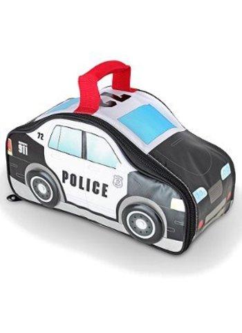 Термосумка детская Thermos Police Car Novelty (белая)