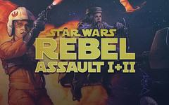 Star Wars : Rebel Assault I + II (для ПК, цифровой ключ)