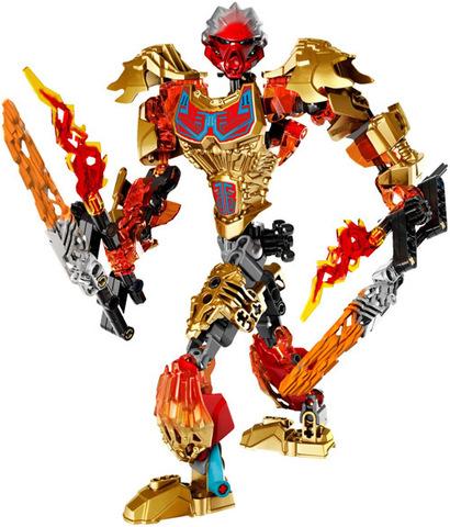 LEGO Bionicle: Таху — Объединитель огня 71308 — Tahu - Uniter of Fire — Лего Бионикл
