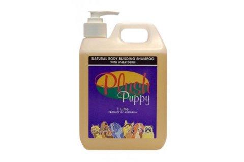 Body Building Shampoo with Wheatgerm 1000 ml