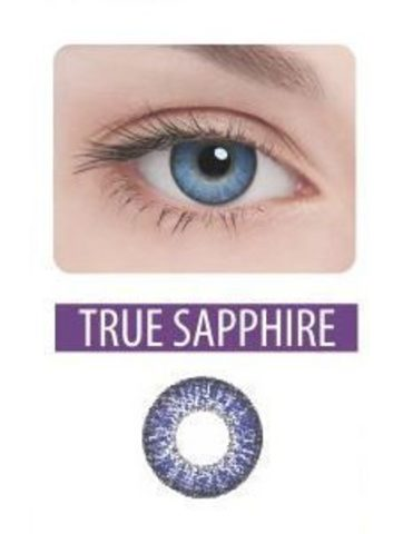 Adria Color 2 Tone True Sapphire (голубой)