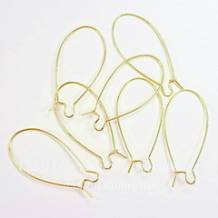 Швензы - петли длинные, 42 мм (цвет - золото), пара