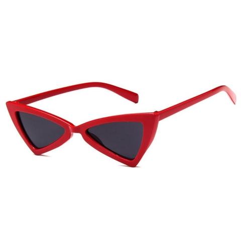 Солнцезащитные очки 5160002s Красный - фото