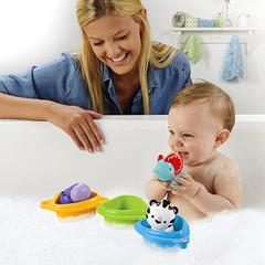 Fisher Price Лодочки для ванной (CDC04)
