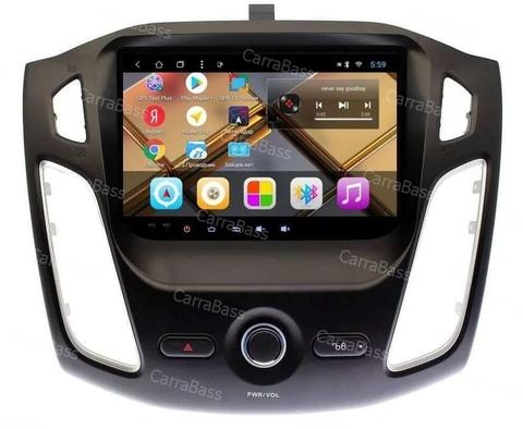 Головное устройство Ford Focus III 2012+ Android 9,0 2/32 модель CB3026T8