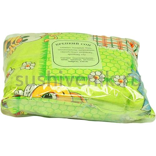 Подушка травяная
