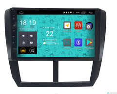 Штатная магнитола для Subaru Forester 08-13 на Android 6.0 Parafar PF636Lite