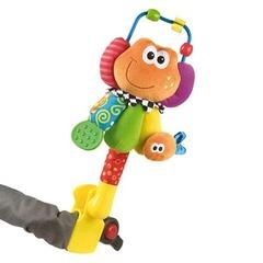 Playgro Подвеска на коляску «Осьминог» (0110848)