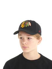 Бейсболка NHL Chicago Blackhawks (подростковая)