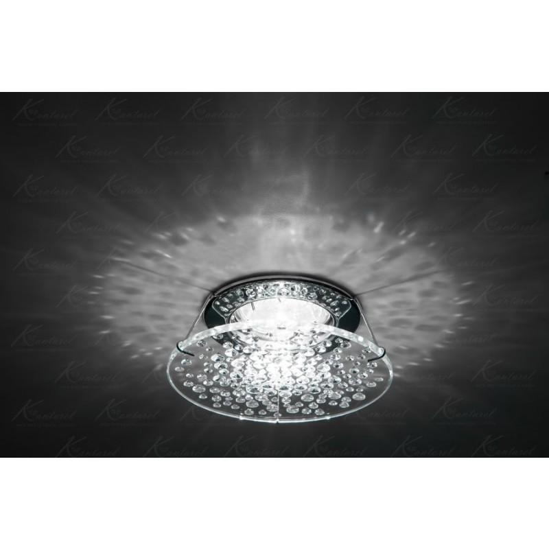 Встраиваемый светильник Kantarel Cristal Rhapsody CD 110.2.28