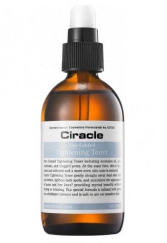 CIRACLE Blackhead Тонер для сужения пор Ciracle Pore Control Tightening Toner 105,5мл