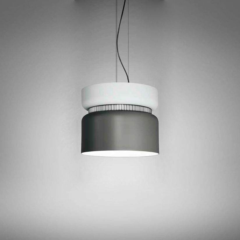 Подвесной светильник копия ASPEN S40 by B.Lux (белый+оранжевый)