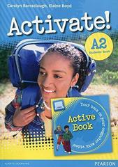 Activate! A2 Students' Book with Active Book Pack