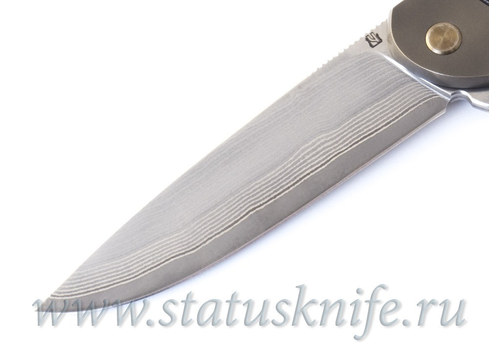Нож Чебуркова Скаут ламинат и дерево - фотография