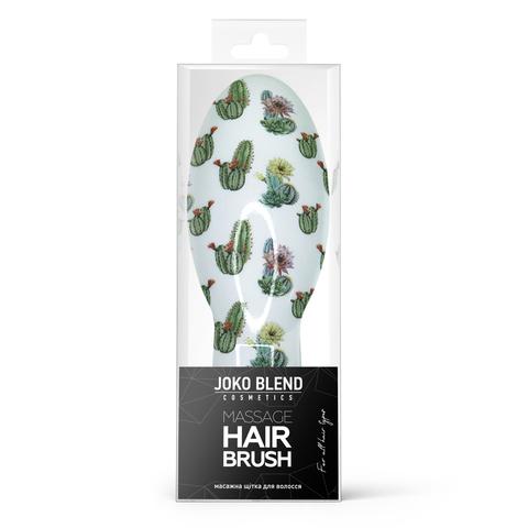 Масажна щітка для волосся Mexican Cactus Hair Brush Joko Blend (1)