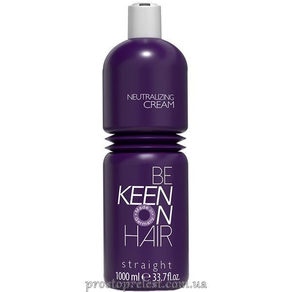 Keen Straight Neutralizing Cream – Нейтралізуючий лосьйон-фіксатор (крем)