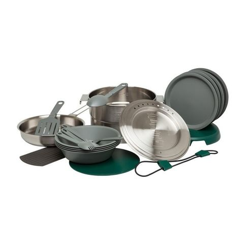 Набор посуды Stanley Adventure (10-02479-025) 21 предмет