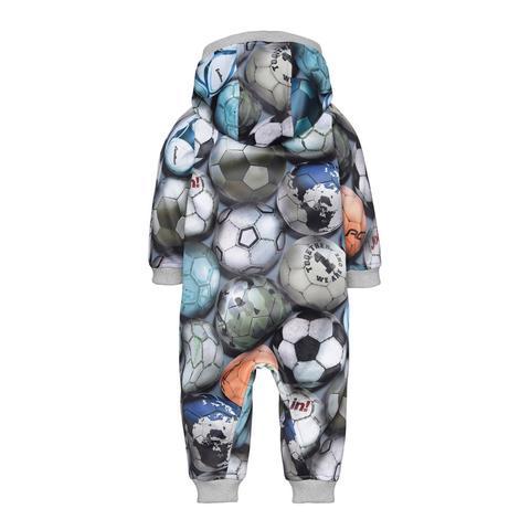 Molo Hill Football Camo комбинезон для мальчика весна soft shell