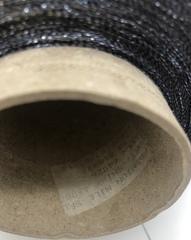 Вискоза c  нейлоном Fashion Mill SHINE 4500 мокрый асфальт с серебром