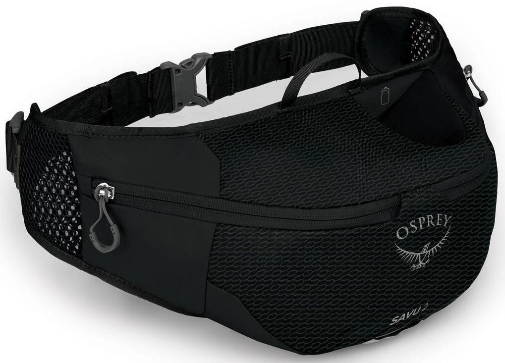 Сумки Сумка поясная Osprey Savu 2, Black Savu_2_S21_Side_Black_web.jpg