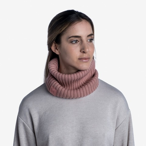 Модный шарф-труба Buff Neckwarmer Knitted Comfort Norval Sweet фото 2