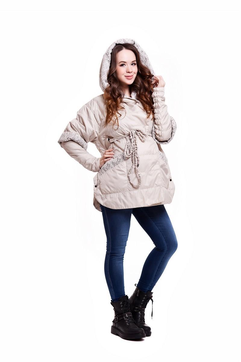 Куртка для беременных 04906 белый