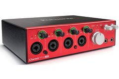 FOCUSRITE Clarett 4Pre USB Аудиоинтерфейс