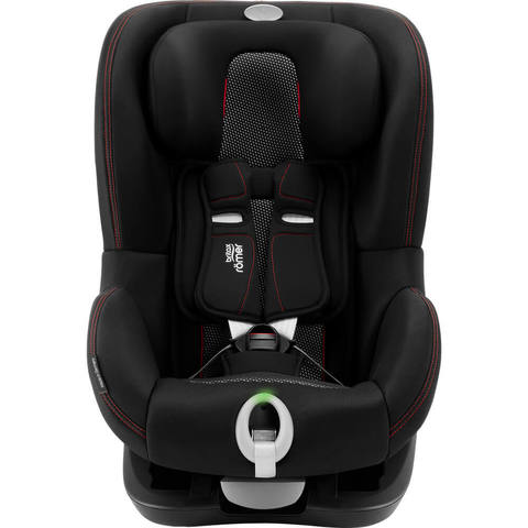 Автокресло Britax Roemer King II LS Cool Flow Black