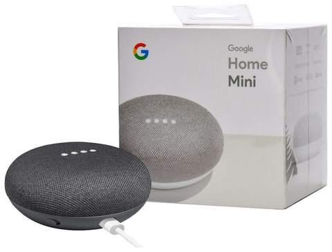Умная Колонка Google Home Mini Евротест