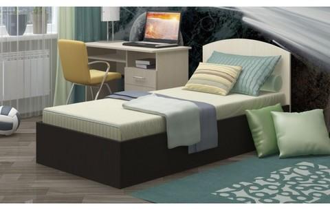 Детская кровать Юниор-4 ЛДСП, 80х200