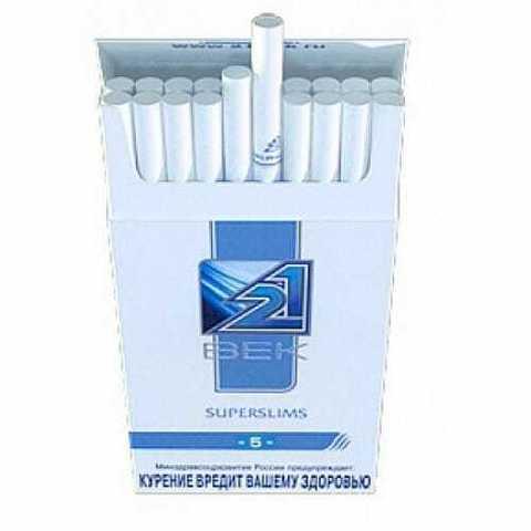 21 ВЕК SS Табак