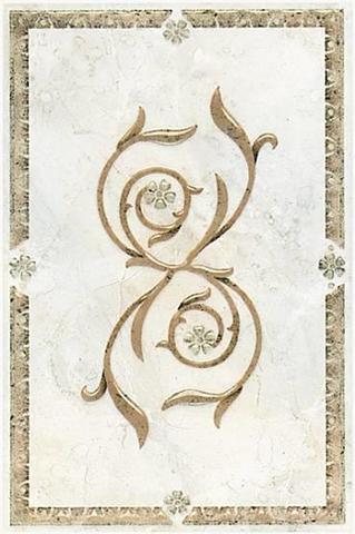 Декор Травы бежевый C186\829 200х300