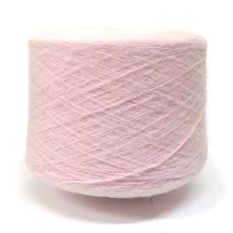 Бобинная пряжа Feltrino (Фелтрино) Цвет: Светло-розовый 102. Цена указана за 50г