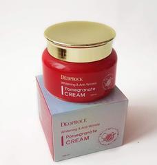 Крем для лица антивозрастной Deoproce с экстрактом граната  100 гр