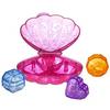 Игрушка для ванны Ракушка с весёлыми кристаллами