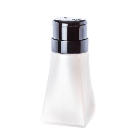 Пластиковый дозатор пирамида (помпа 200 мл.) белый